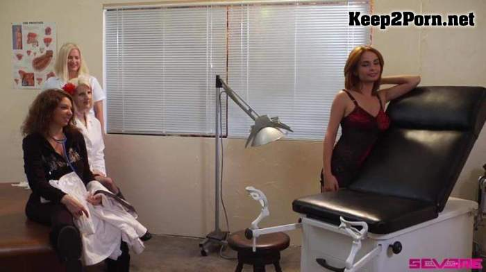 Creepy Gynecologist Gangbang (1 Of 3) / Strapon (Femdom, FullHD 1080p) SevereSexFilms