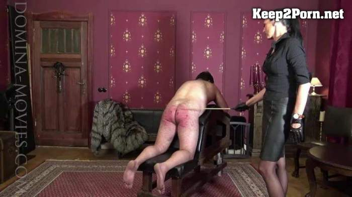 Madame Catarina - Extreme Power Caning / Femdom [720p / Femdom] Clips4sale