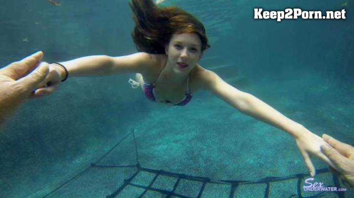 Charlie Maverick (UW Model Training) (FullHD / MP4) SexUnderwater