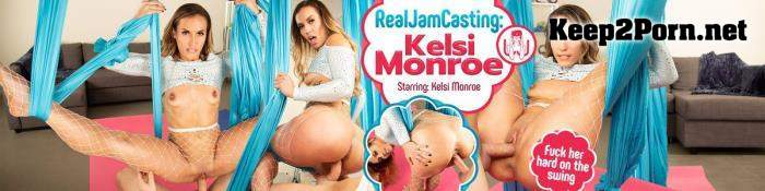 Kelsi Monroe (Casting (Regular Version) / 10.02.2021) [Oculus Rift, Vive] (UltraHD 4K / MP4) VR Porn