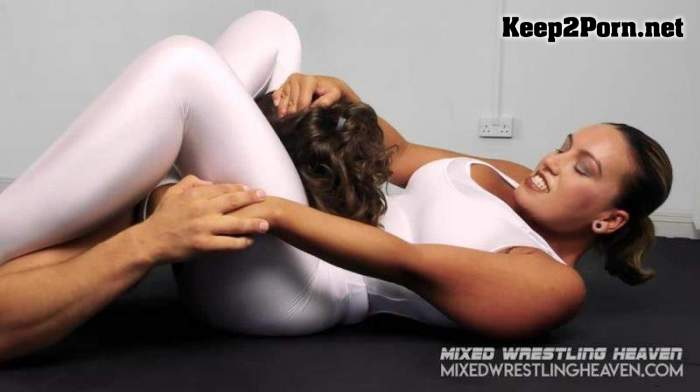 Megan Jones Is The Cuban Crusher - Scissorhold Demolition / Femdom (mp4, HD, Femdom) MixedWrestlingHeaven