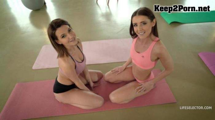 Subil Arch, Sybil - Hot Yoga For Nymphos (MP4, FullHD, Video) Lifeselector, 21roles