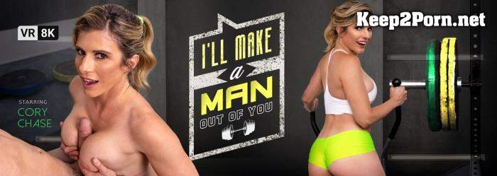Cory Chase (I'll Make a Man Out of You / 18.12.2020) [Oculus Rift, Vive] (VR, UltraHD 2K 1920p) VRBangers