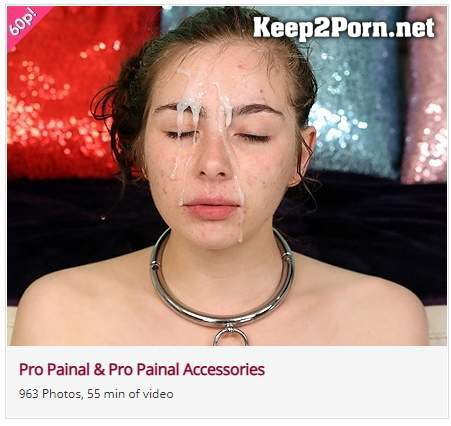 Jade Wilde - Pro Painal & Pro Painal Accessories / E773 (MP4 / FullHD) FacialAbuse